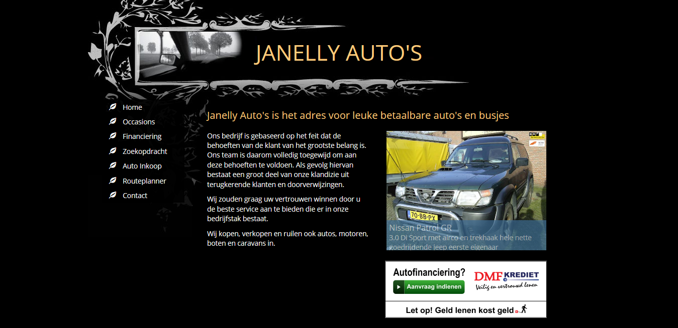 Janelly Auto's