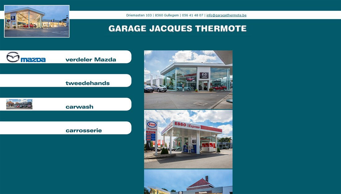 Garage Jacques Thermote